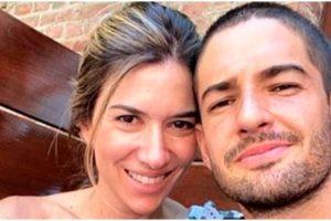 Pato e Rebeca são casados desde 2019 (Foto: Reprodução)