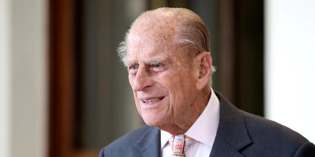 Príncipe Philip é internado às pressas após complicações (Foto: Reprodução)