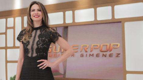 Luciana Gimenez no Superpop (Foto: Reprodução)