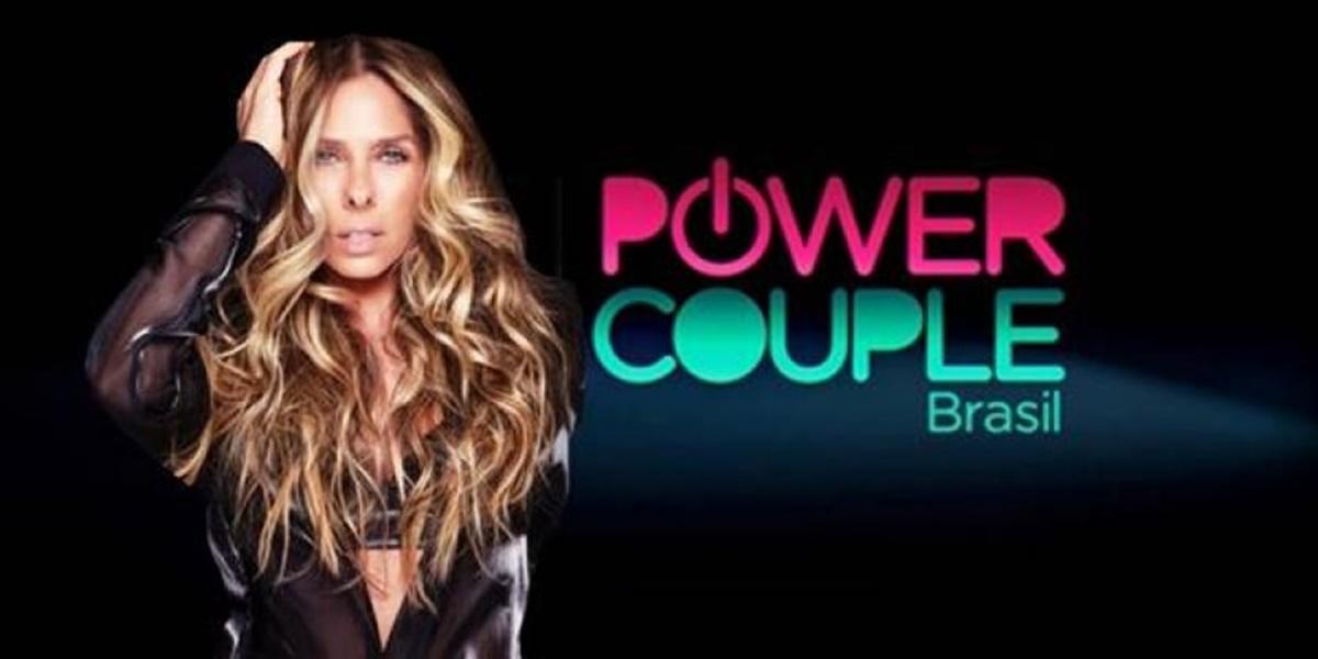 Adriane Galisteu é a nova apresentadora do Power Couple na Record (Imagem: Reprodução)