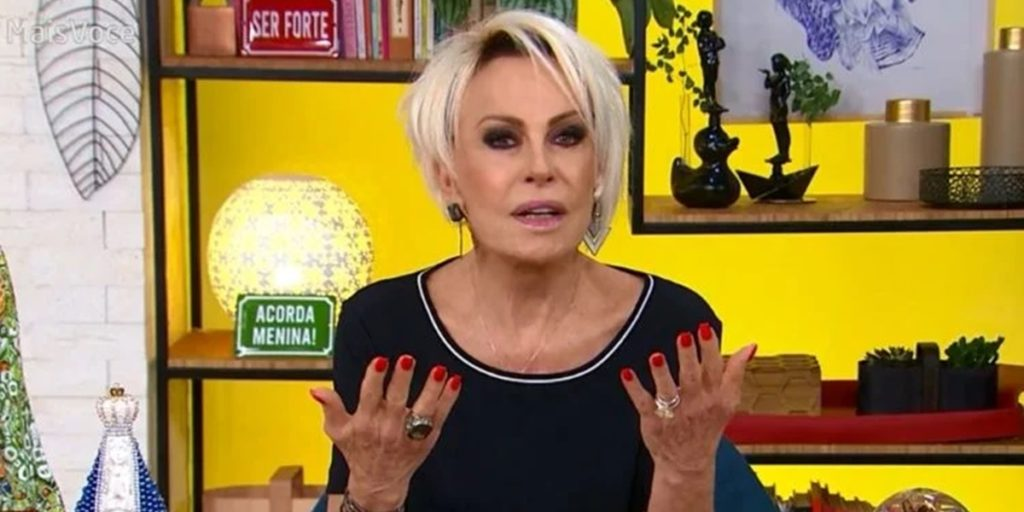 """Ana Maria Braga foi """"atacada"""" pela mãe de Viih Tube após declaração (Foto: Reprodução)"""