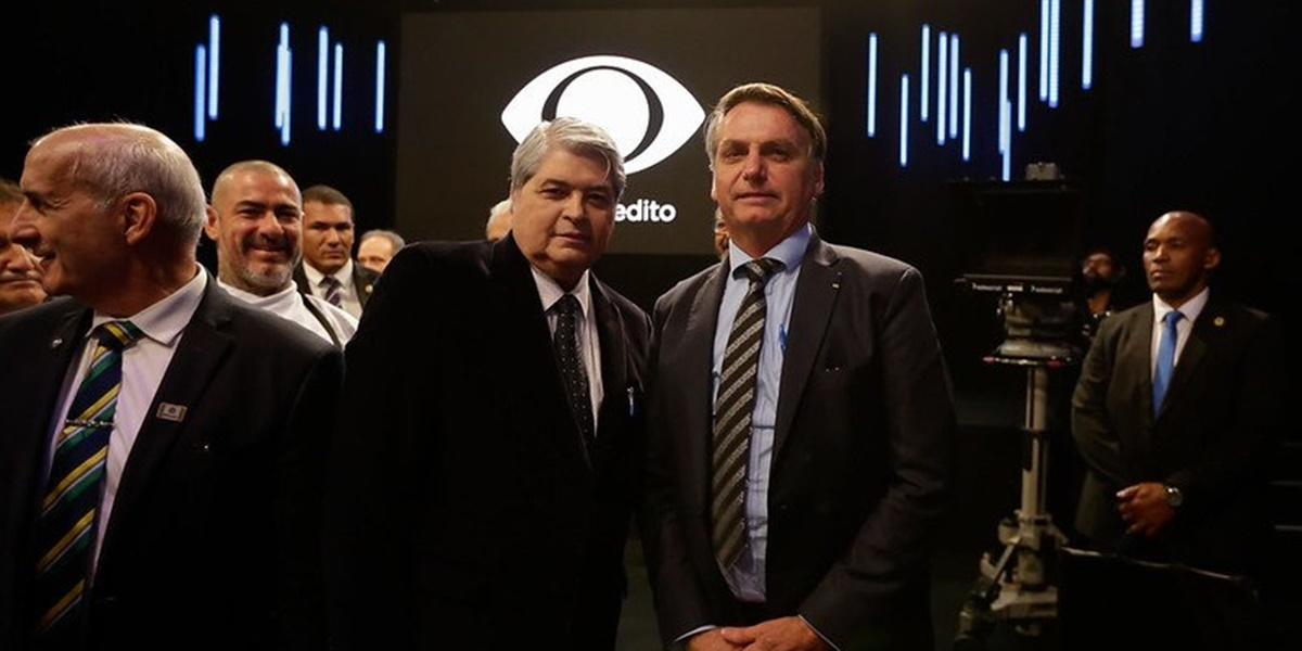 """Ex-apoiador, Datena expõe mentira de Bolsonaro: """"Não dá para aguentar"""""""