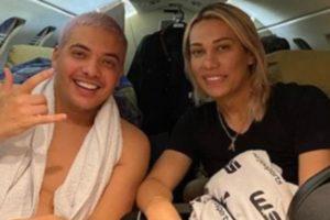 Wesley Safadão e Odete (Foto: Reprodução)