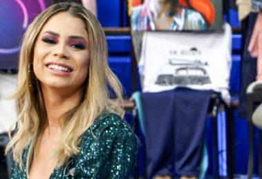 Cantora Lexa (Foto: Reprodução/Globo)