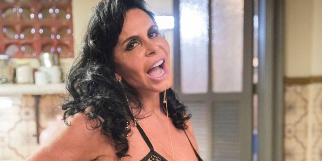 Gretchen (Foto: Reprodução/Globo)