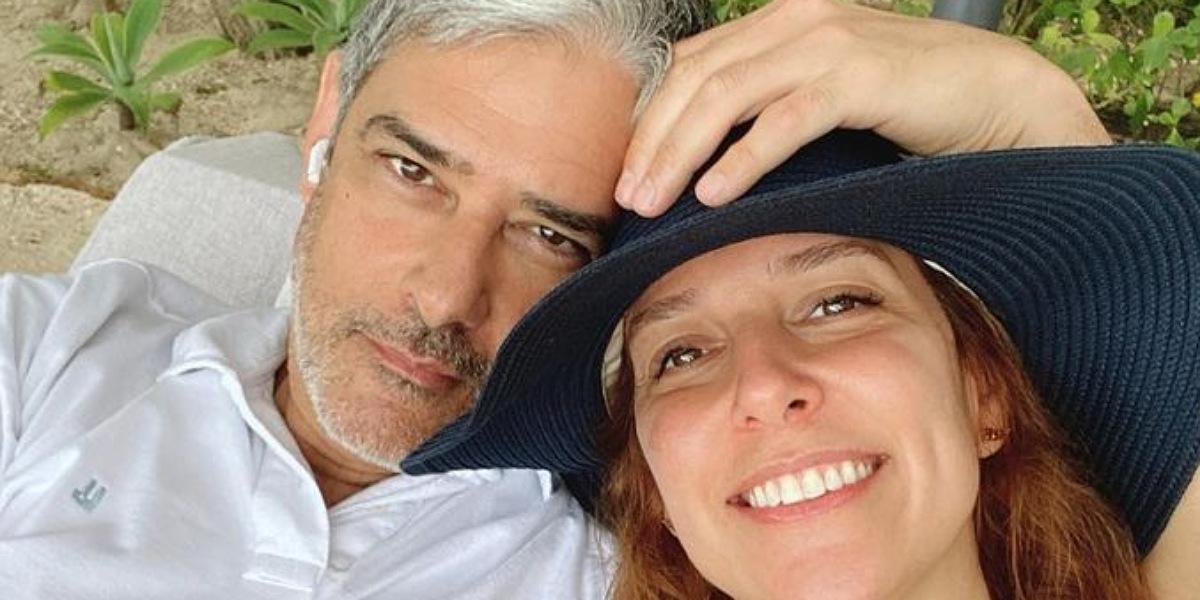 Natasha Dantas, esposa de Bonner, solta o verbo após escândalo envolvendo Renata Vasconcellos - Foto: Reprodução