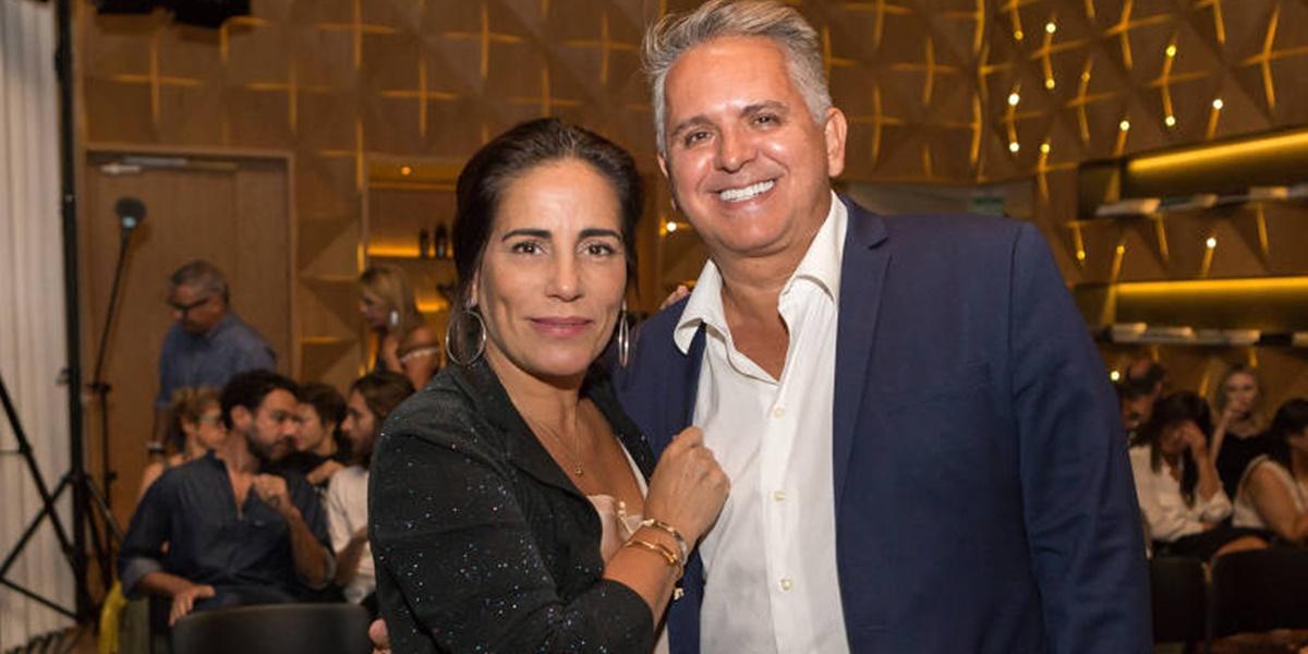 Glória Pires, Orlando Morais