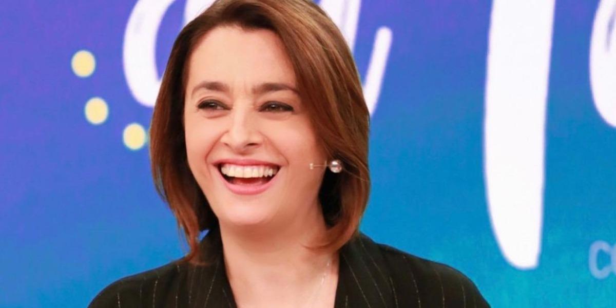 """Catia Fonseca é apresentadora do """"Melhor da Tarde"""" (Foto: Reprodução/Instagram)"""
