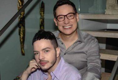 Felipe Heiderich namora atualmente o youtuber Bruno de Simone (Foto: Divulgação)