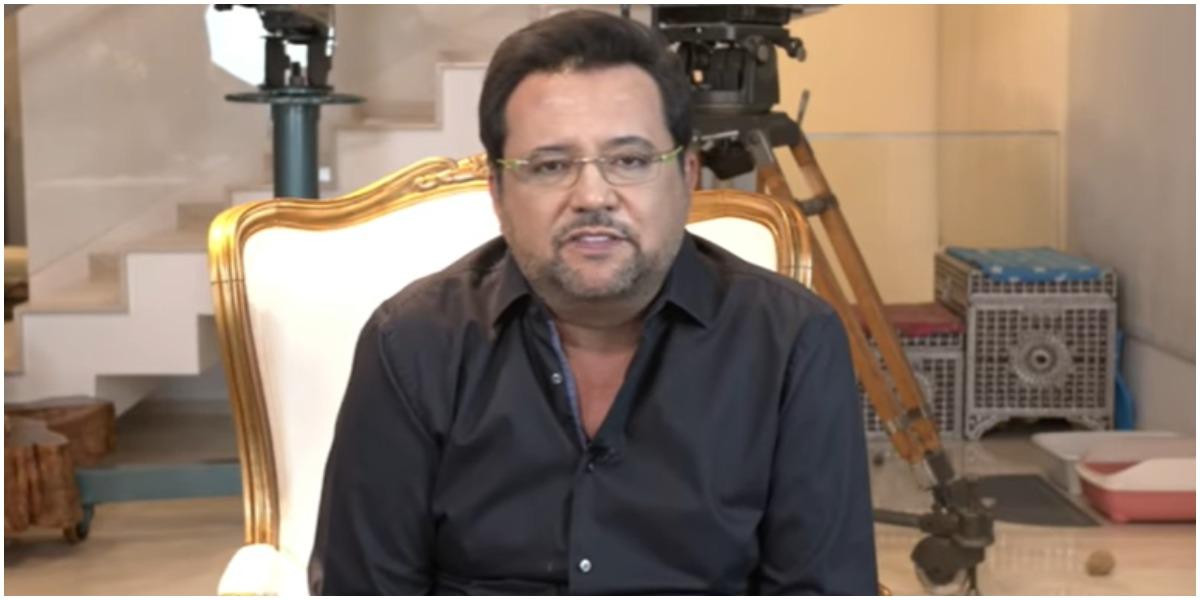 Geraldo Luís usou as redes sociais para relatar parte de sua luta contra a covid na UTI (Foto: Reprodução)