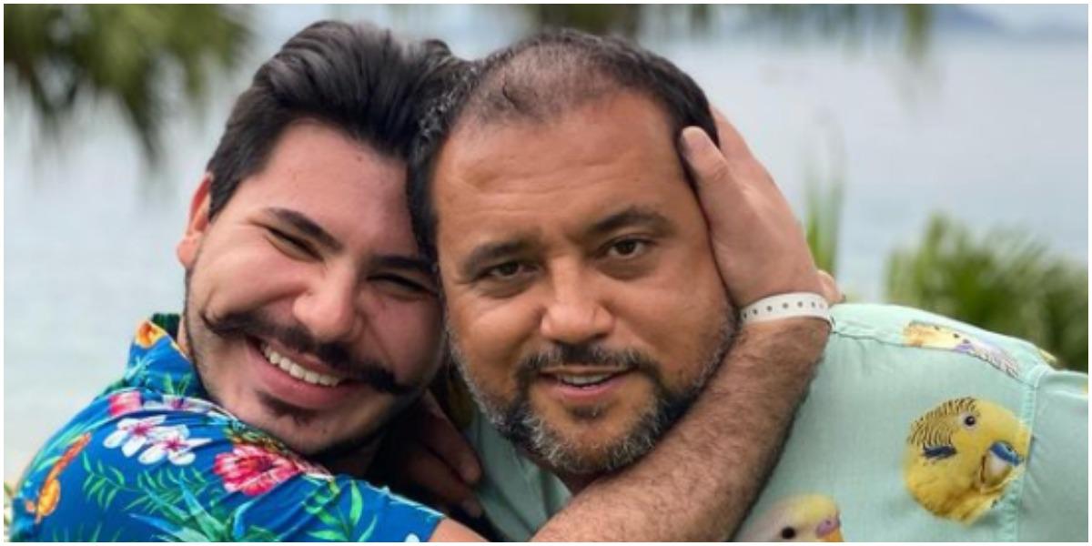 Filho de Geraldo Luís fala de situação do pai (Foto: Reprodução)