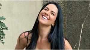 Graciele Lacerda explode com slique bem sensual no Instagram