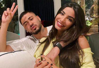 Kevinho e Gabriela Versiani teriam terminado o namoro (Foto: Reprodução)