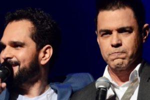 Luciano e Zezé celebram 30 anos de carreira (Foto: AgNews)