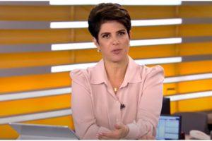 A jornalista Mariana Godoy detonou na Record - Foto: Reprodução
