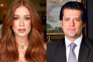 Marina Ruy Barbosa e o novo namorado, Guilherme Mussi (Foto: Reprodução)
