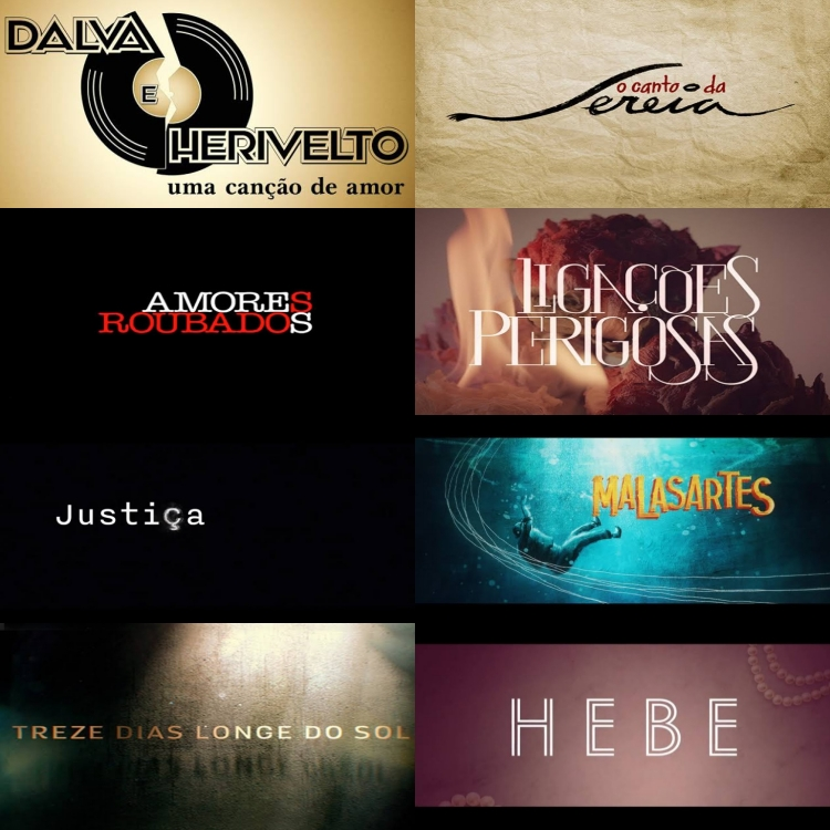 Dalva e Herivelto, Amores Roubados, Justiça e mais: Veja audiências de minisséries da TV Globo (Foto: Montagem)