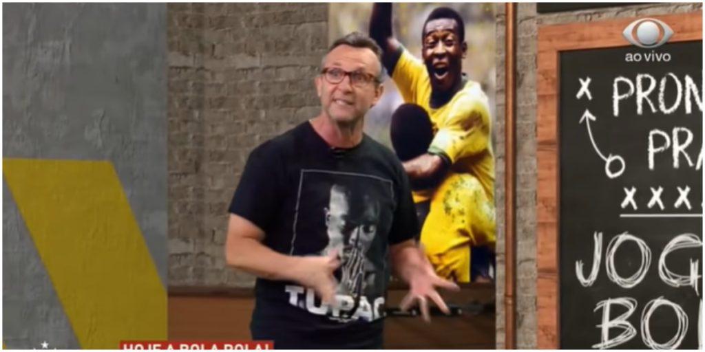 Band criticou publicamente ação de Maju coutinho na Globo e fez questão de falar após pedido de desculpas (Foto: Reprodução)