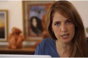A apresentadora Poliana Abritta, da Globo - Foto: Reprodução