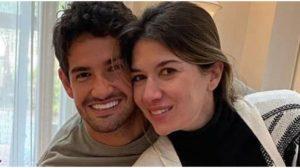 Rebeca Abravanel e o marido, Alexandre Pato - Foto: Reprodução