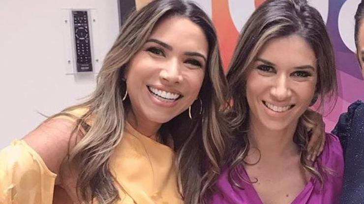 Patricia Abravanel e Rebeca Abravanel
