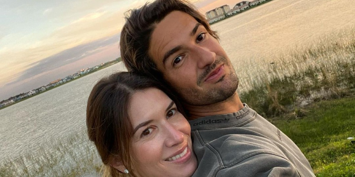 Rebeca Abravanel e Alexandre Pato (Foto: Reprodução/Instagram)
