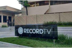 Uma morte na Record deixou funcionários desesperados - Foto: Reprodução