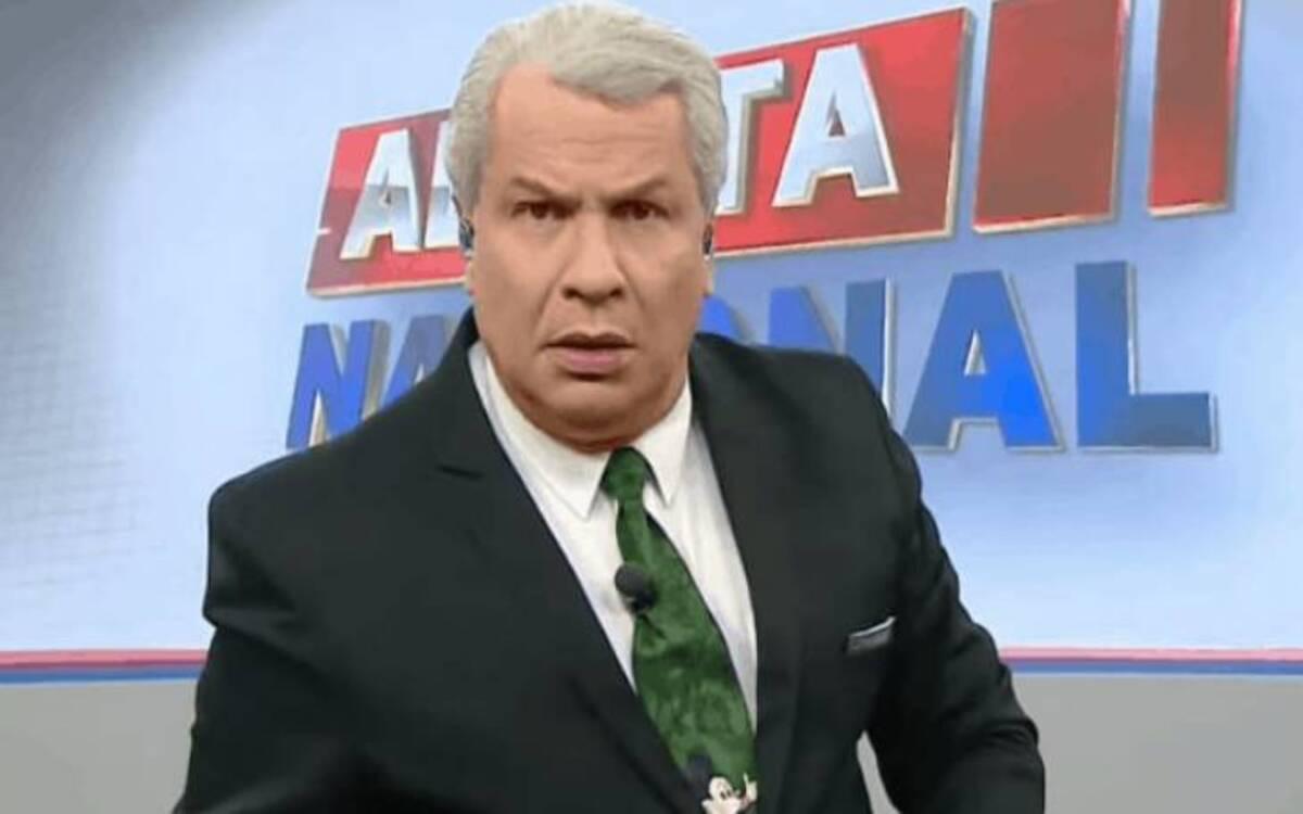 O apresentador Sikêra Jr. (Foto: Divulgação)