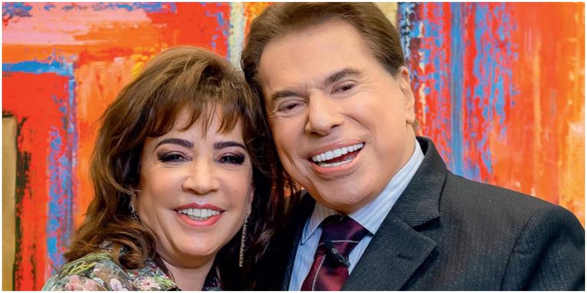 Silvio Santos e Íris Abravanel são casados há mais de quatro décadas (Foto: Reprodução)