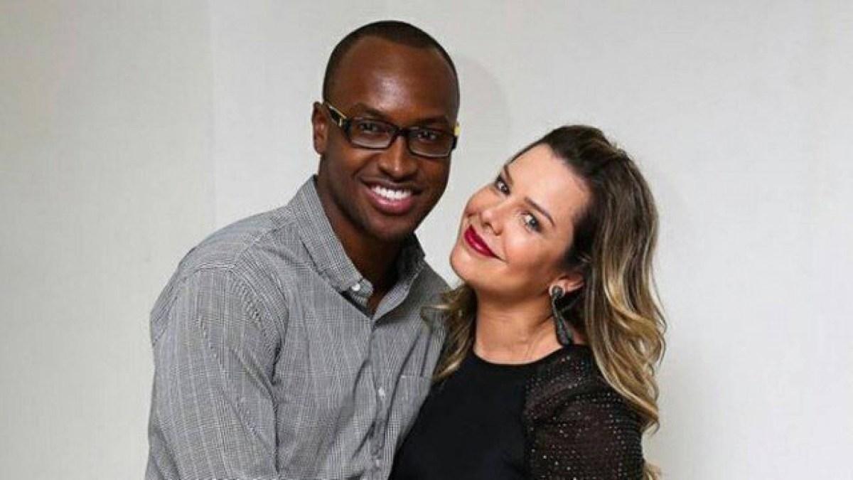 Thiaguinho e Fernanda Souza (Reprodução)