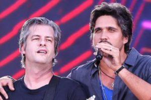 Victor e Leo não formam mais uma dupla sertaneja (Foto: Reprodução/TV Globo)