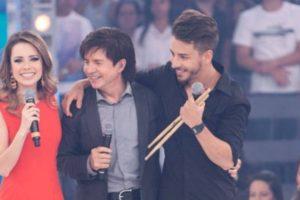 Xororó é pai de Sandy e Junior (Foto: Reprodução/TV Globo)
