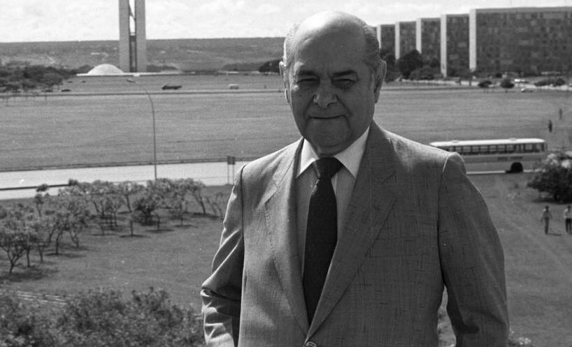 Tancredo Neves morreu antes de tomar posse como Presidente da República (Foto: Reprodução)