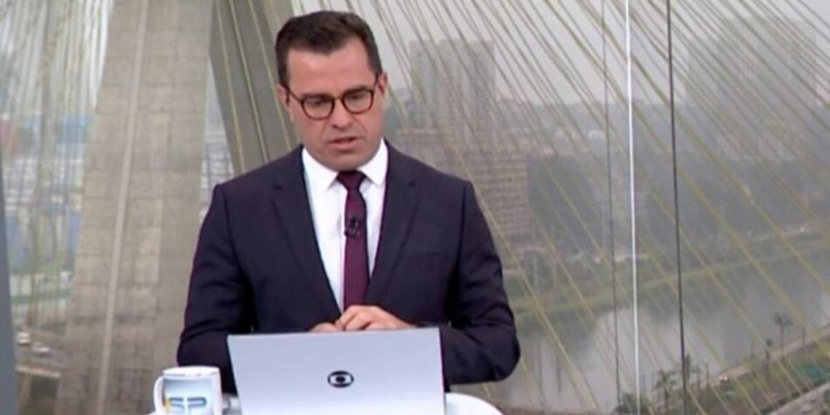 Bocardi foi acusado de cometer crime ao vivo na Globo (Foto: Reprodução)