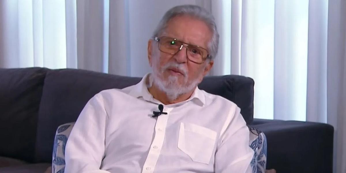 Carlos Alberto relembrou momentos de esposa no hospital (Foto: Reprodução)