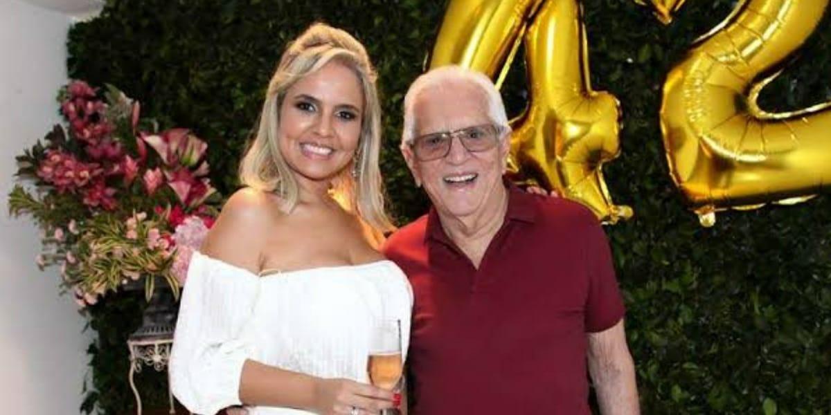 Esposa de Carlos Alberto quebra silêncio e detona sobre vida do casal