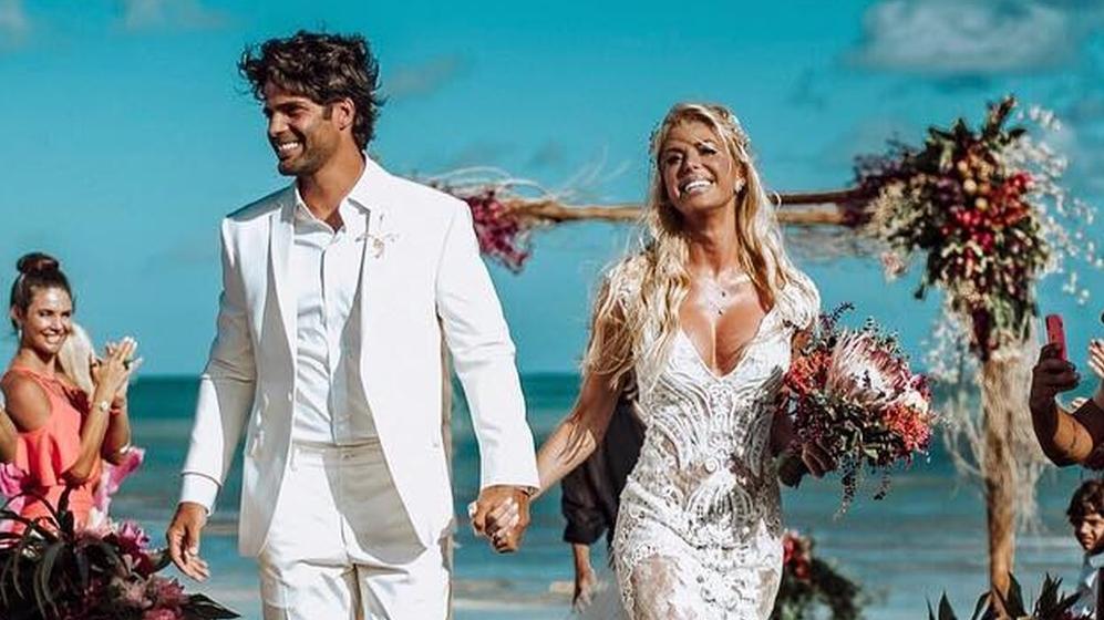 Casamento de Caroline Bittencourt e Jorge Sestini