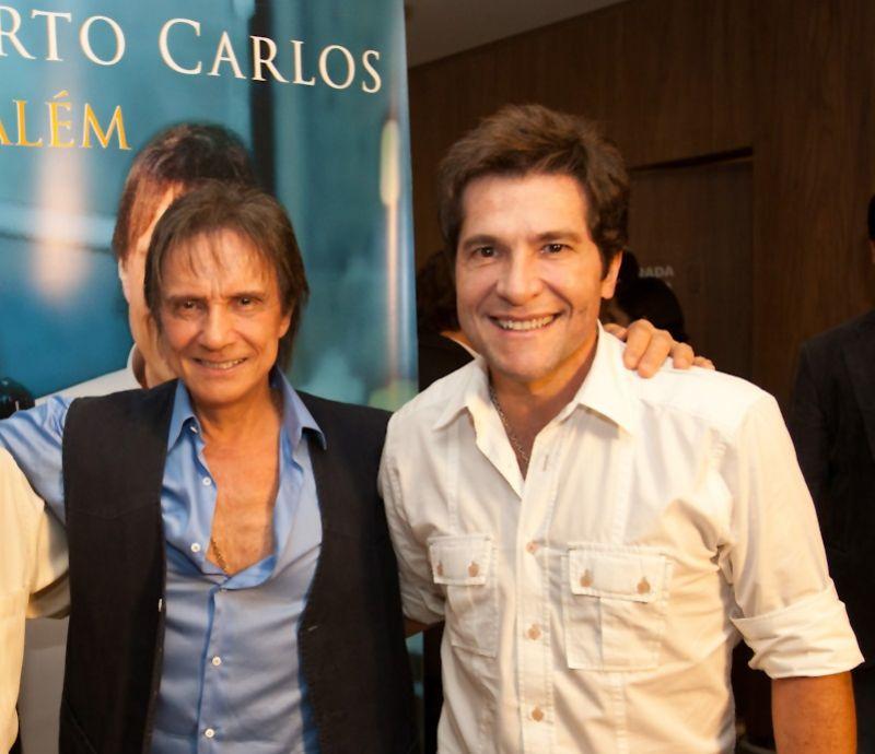 Daniel e Roberto Carlos tem relação