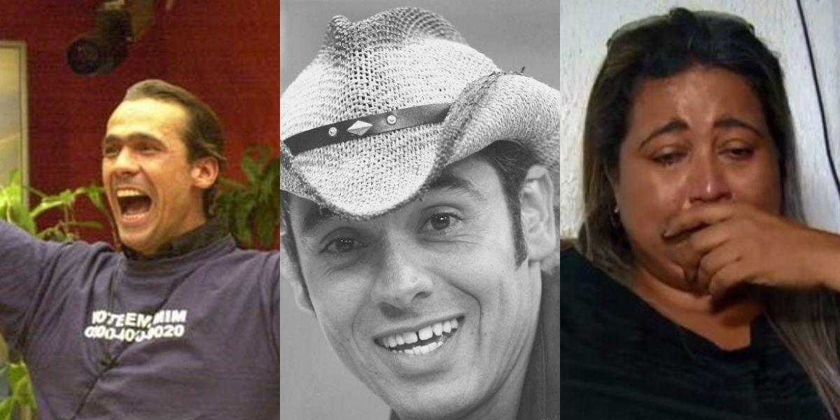 Ex-BBB morreu em casa, Cowboy perdeu parte do corpo e Cida vive na miséria: veja desfechos