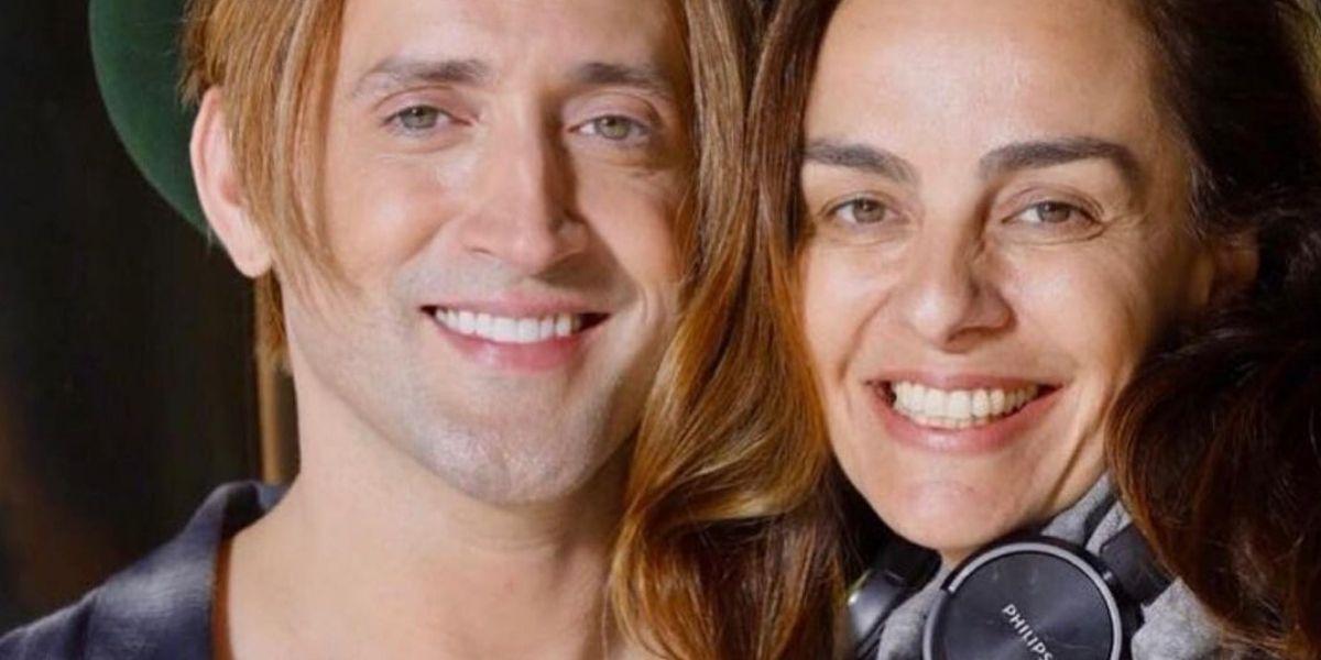 Paulo Gustavo e Susana Garcia (Reprodução)
