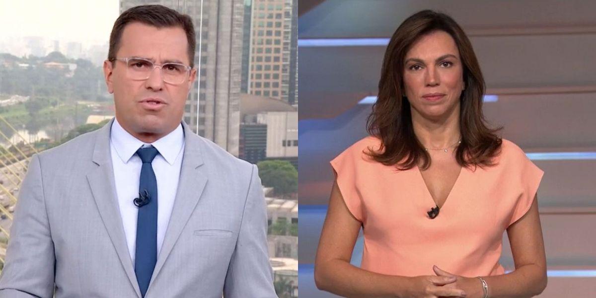 Rodrigo Bocardi invade BDB às pressas, expõe confusão na Globo e explode com Ana Paula Araújo: Serve de alerta