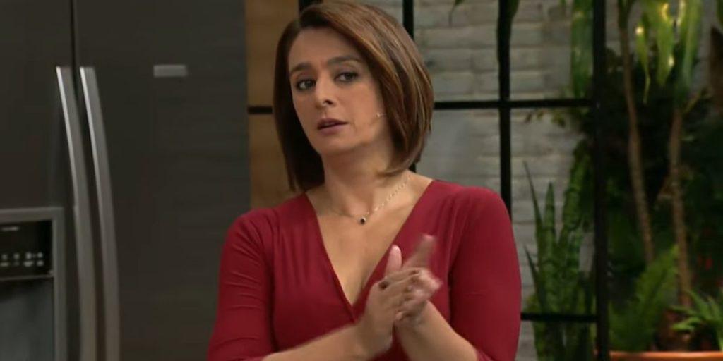 Catia Fonseca (Foto: Reprodução/Band)