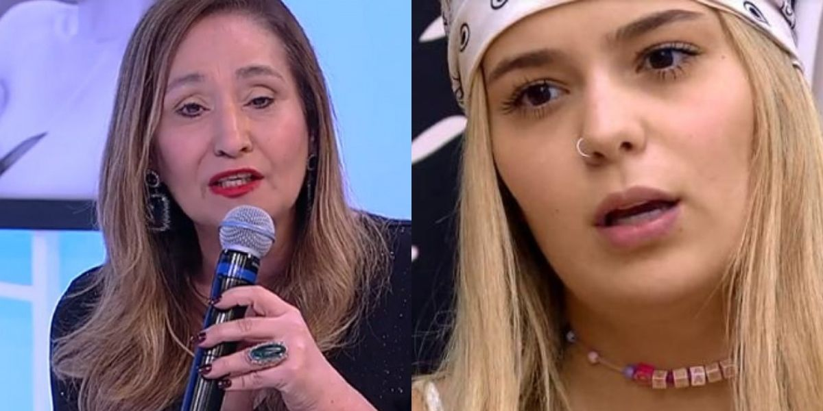 Sonia Abrão e Viih Tube do BBB21 (Foto: Montagem)