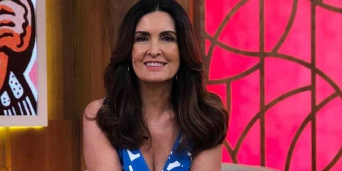 """""""Eu não quero mais"""", Fátima Bernardes expõe demissão na Globo após receber visita de William Bonner no Encontro"""