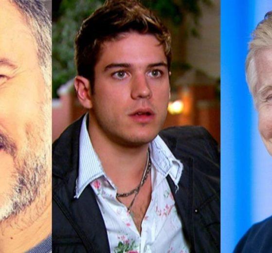 Leonardo Vieira, Marco Pigossi e Miguel Falabella (Foto: Reprodução)
