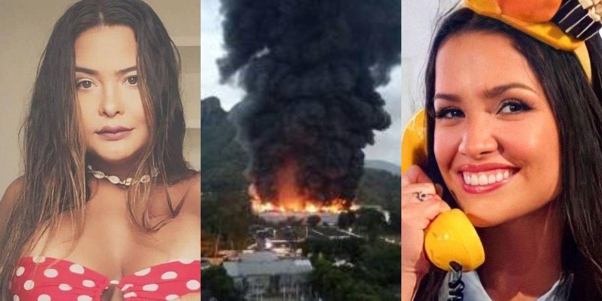 Geisy Arruda arranca calcinha, Globo pega fogo e Juliette sai do BBB21
