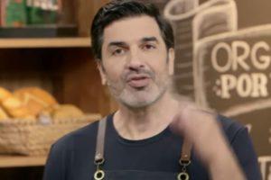 Edu Guedes no The Chef, da Band (Reprodução)