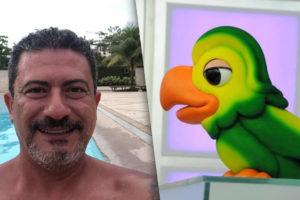 Tom Veiga e Louro José (Foto: Reprodução/Globo)