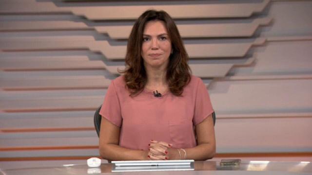 Bom Dia Brasil foi líder absoluto na audiência (Foto: Reprodução/Globo)
