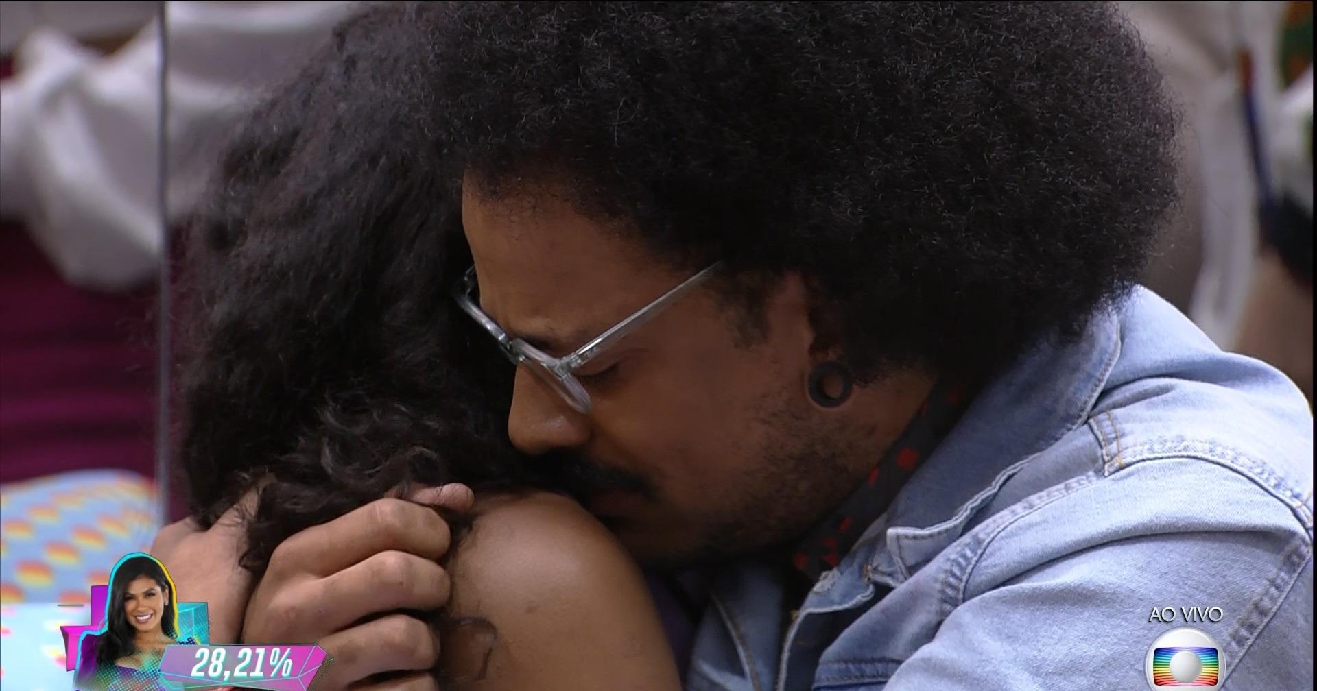 João foi eliminado (Foto: Globo)